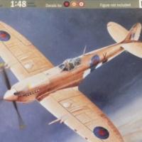 Italeri 1/48 Spitfire Mk.IX # 2651 - Brand new and unused!