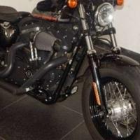 Harley Davidson Sportster XL 1220X Forty Eight