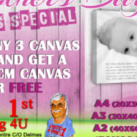 MAY MONTH SPECIALS!!