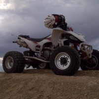 YFZ450 Yamaha with extras and kits