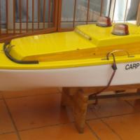 Carp king mk4 bait boat for sale