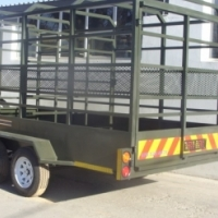 SABS Approved Livestock Trailers