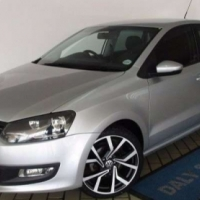 VW Polo Polo 1.6 Comfortline 5Dr with Mags