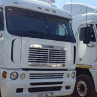 Freightliner FREIGHTLINER ISX500 ARGOSY