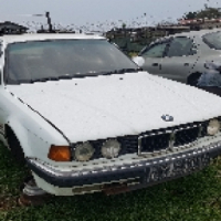 Stripping my 740 BMW