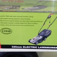 1200W Electric Ryobi Lawnmower
