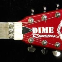 Electronic Guitar Dean Dime Razor Back