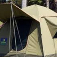 Camp master safari dome 510 tent for sale