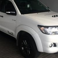 2015 Toyota Hilux 3.0D-4D D/C 4x2 Dakar