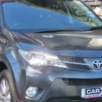 2015 Toyota Rav 4 2.5 VX Auto