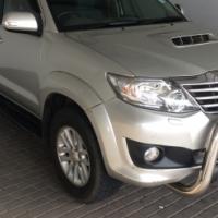 2012 Toyota Fortuner 3.0D-4D 4x4 A/T