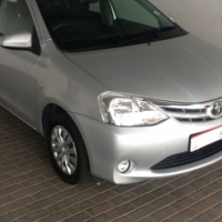 2016 Toyota Etios 1.5 XS H/B