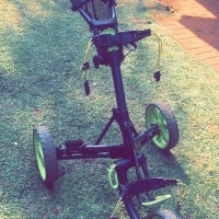 Clicgear 3.0 golf trolly