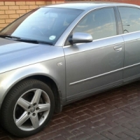 Audi A4 2.0TT 6 Speed to Swop For Microbus