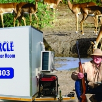 Mobile Cold/Freezer Room Rentals