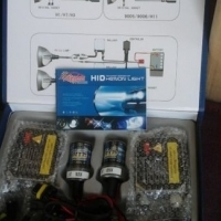HID Xenon Lights Kit Selling for R495