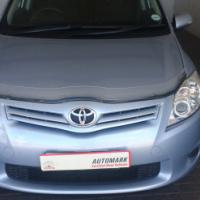2011 Toyota Auris 1.3 X