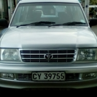 2000 Toyota Condor 3.0 D RV 4 X 4
