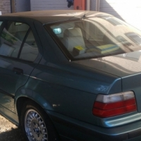Bmw 316i No Papers Engine removed due to head cracked