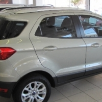 2016 Ford EcoSport 1.5 TiVCT Titanium A/T