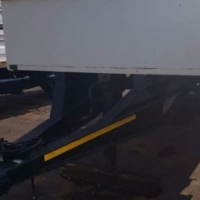 Other M&P Drawbar Double Axle Dropsside Trailer