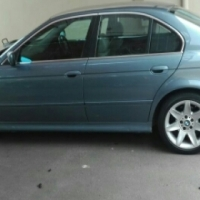 bmw for sale or to swop for 2 small cars