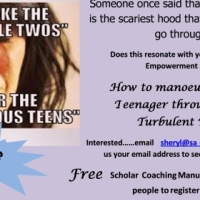 Exciting Empowerment Session for Parents of Teenagers