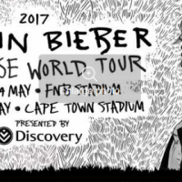 Justin Bieber - 14 May, FNB Stadium.  Front Zone Standing