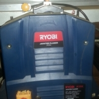 Ryobi Jointer Planer