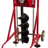 68 cc Earth Auger Drill (free standing) - DRIVE UNIT