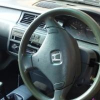 Honda ballade 150i