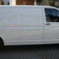 2010 Transporter Panel Van.