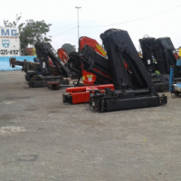 Repairs and spares for all major brands of knuckle boom cranes