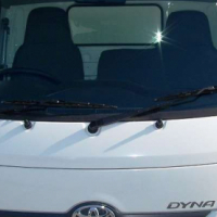 Toyota Toyota Dyna 150 with GRP Van Body, code 8 licence