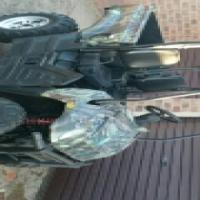 2012 Linhai Rebel 400cc 4x4
