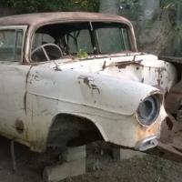 1955 chev sedan