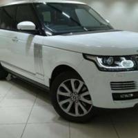 Land Rover Range Rover Vogue SE Supercharged