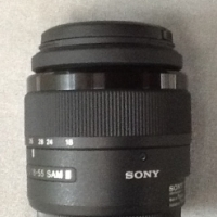 Sigma lens for Sony