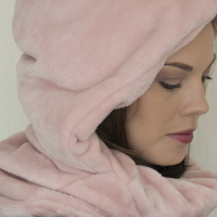 Taking a Trip? You will need a Hooded Scarf.