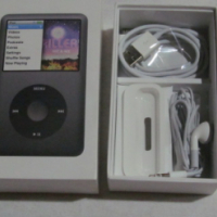 Apple iPod Classic 160GB Charcoal