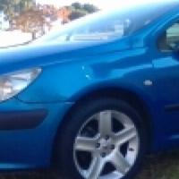 Peugeot 307 to swop for bigger car or v8