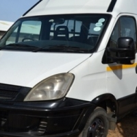 2008 IVECO TURBODAILY 23-SEATER BUS
