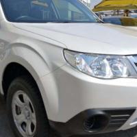 2010 Subaru Forester 2.5 X - 141000km Fsh - r159,995