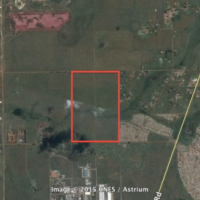 2 x 43 hectares vacant development land