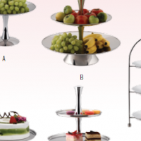 FRUIT, PASTRY & CAKE STANDS