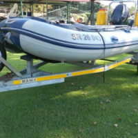 Dux Inflatables HSD420 Inflatable Boat