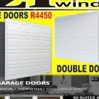 Garage Doors Steel
