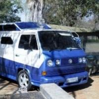 vw caravelle camper/motor home