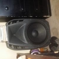 "2 15""ecco speakers"
