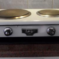 Fuchsware: 2 Plate Electric Stove